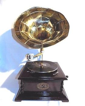 Gramaphone 1920s Event Gatsby Prop Hire