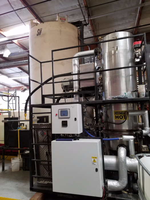 Slipstream Wastewater Evaporator