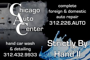 Strictly By Hand Car Wash Chicago