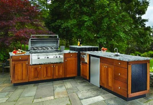 Kansas City Outdoor Cabinets Outdoor Kitchens - Outdoor kitchens cabinets