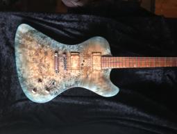 Guitars, electric guitars, custom guitars, handcrafted