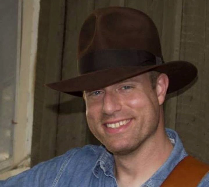 """431f8d5eace My love of fedora style hats dates back to the early 70s when I """"inherited""""  my grandfather s gardening hat – a Stetson Open Road."""