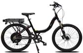 Electric Bicycle Path and Cruiser