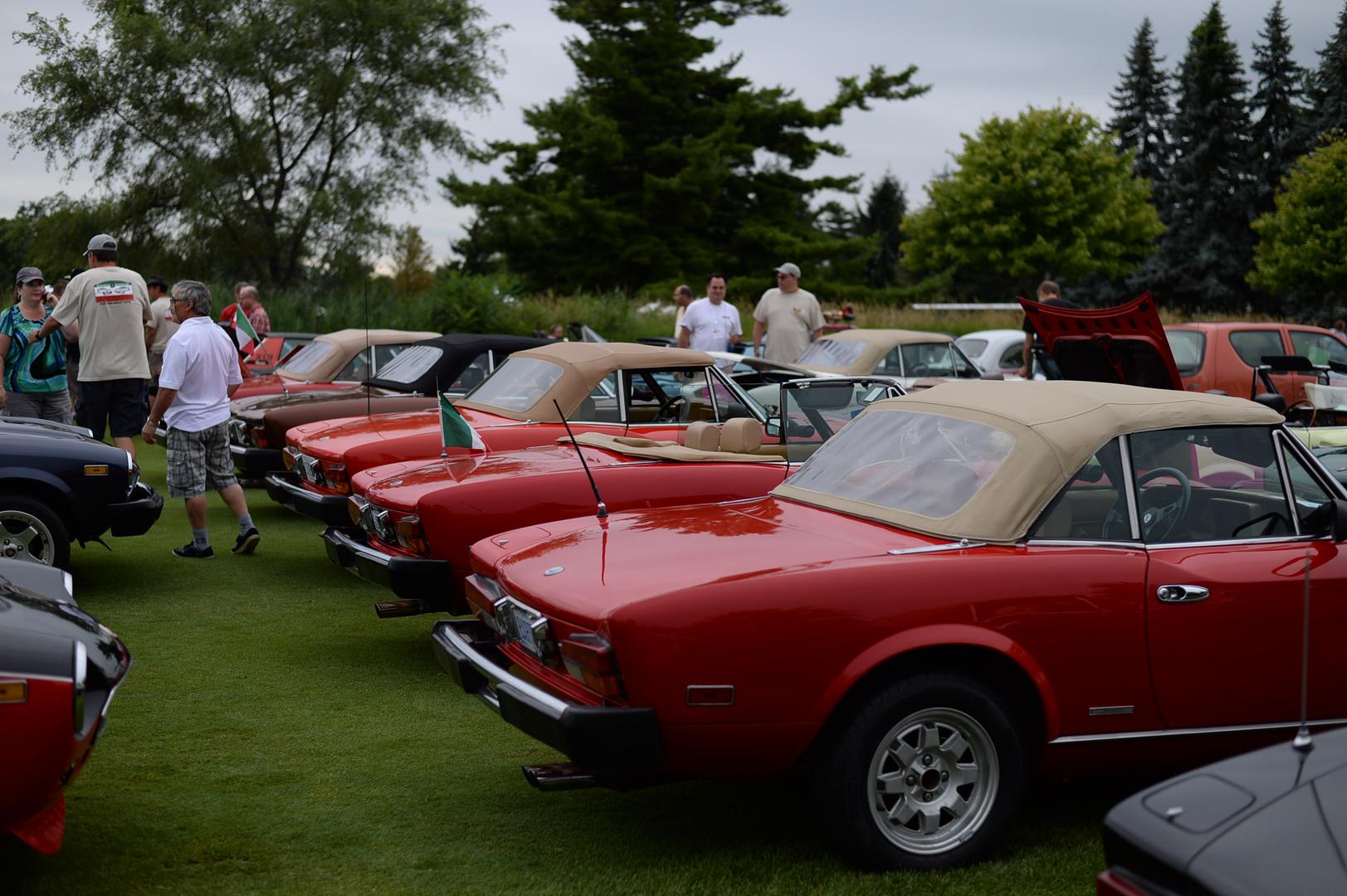 pininfarinaazzurra com - vintage car hobby site, information - history,  used vehicles