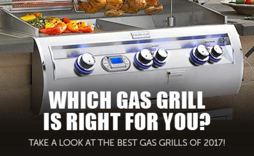 grill selection
