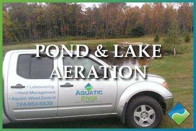 Aquatic Edge Consulting - Pond & Lake Aeration