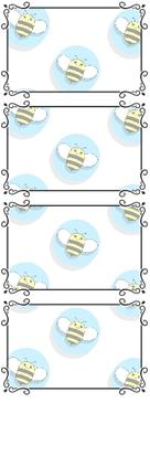 Bumblebee Booths Photo Strip sample #9