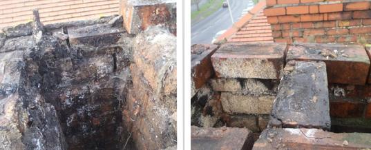 Chimney Removal Amp Repair