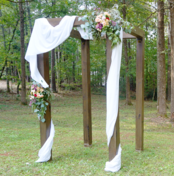custom wedding arbor | GPCurtis