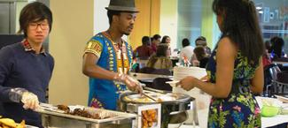 african catering for colleges and schools