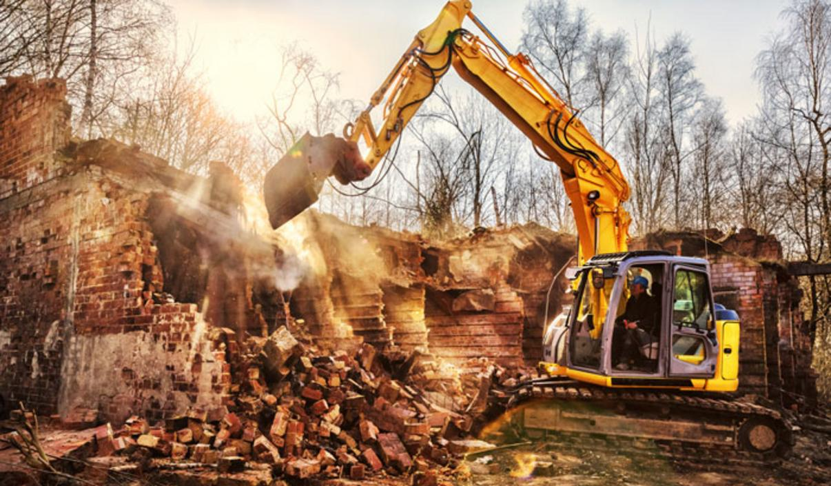 Charlotte Demolition and tree services