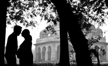 dreamwork maternity photo shoot delhi