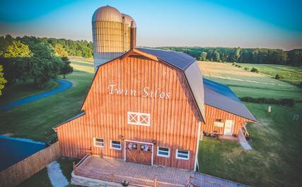Twin Silos Barn Weddings Rochester NY