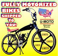motorized bike kit