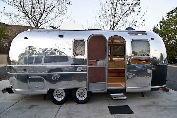 Custom Airstreams Vintage Trailers