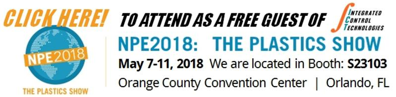 NPE2018 Announcement