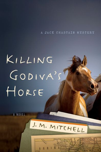 Cover for Killing Godiva's Horse by J.M. Mitchell