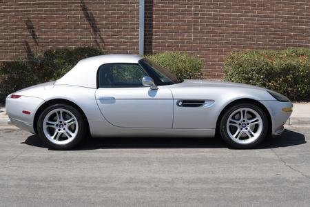 2002 BMW Z8 2dr Roadster for sale San Diego California Low Miles Very Collectible