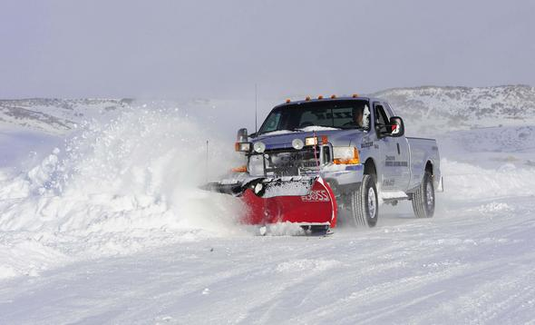 COMMERCIAL SNOW PLOWING OMAHA