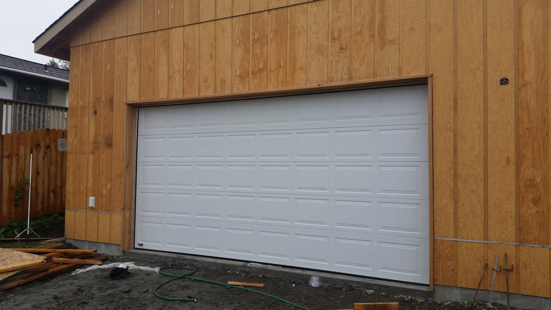 Alaska Garage Door Repair Services