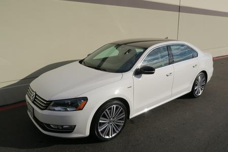 2015 Volkswagen Passat Sport TSI SE for sale at Motor Car Company in San Diego California