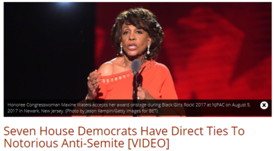 Seven House Democrats Have Direct Ties To Notorious Anti-Semite [VIDEO]