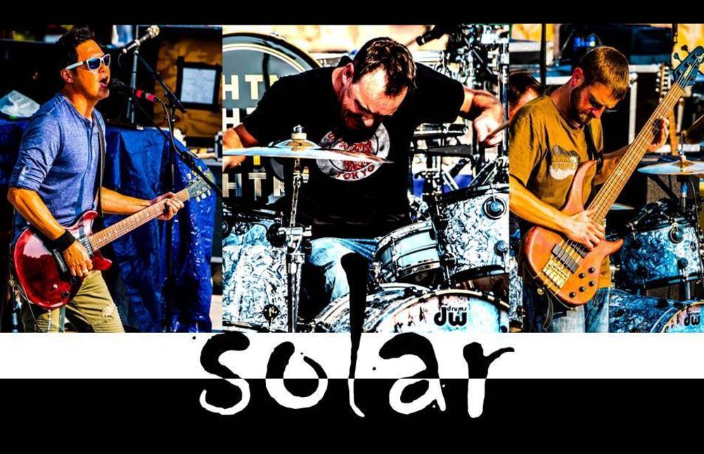 Home Of Solar Denver Band
