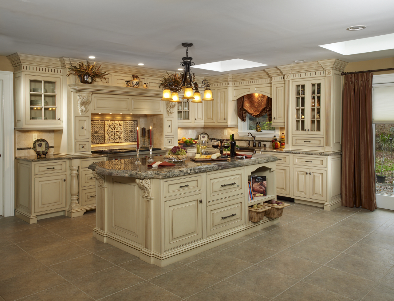 Interior Cambridge Kitchen Cabinets home