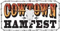 cowtown hamfest logo