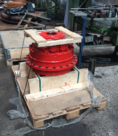 Hagglunds 210 Motor For Sale Hammermill
