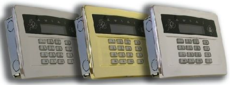 Hoffman Security Systems Ltd. Keypads.