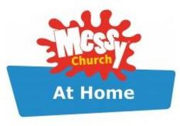 Messy Church at Home website
