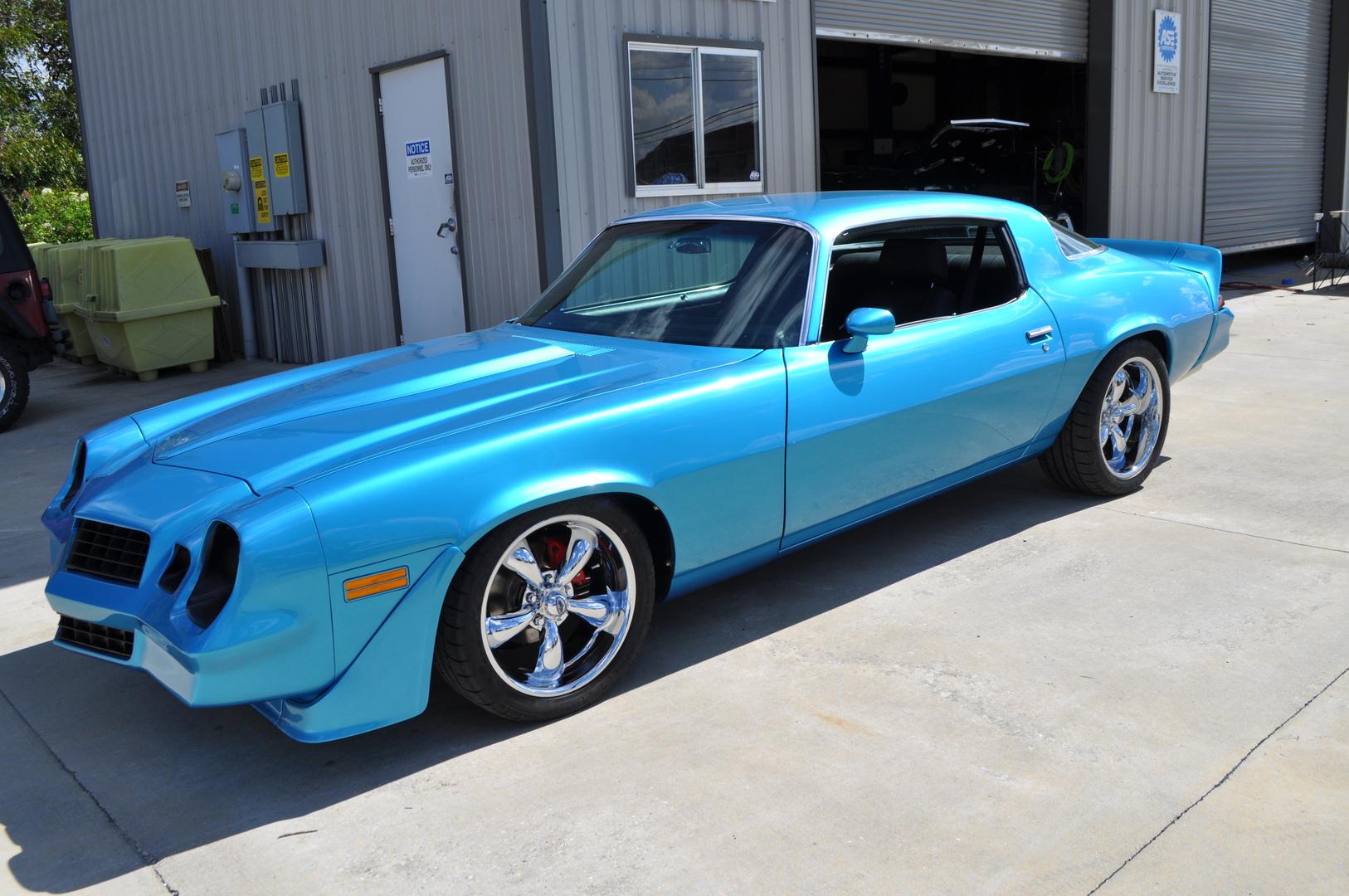 Road Hog, LLC Classic Car Restoration, Paint and Mechanic Work