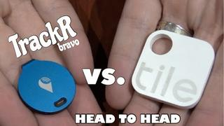 Tile vs TrackR Bravo