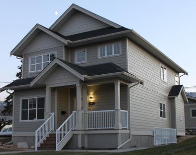 Watermark Custom Homes - Kamloops Battle Street - New Build