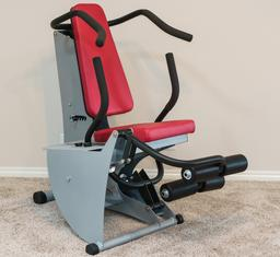 multi-gym hydra-gym hydraulic fitness rehab total power machine hydrafitness multigym