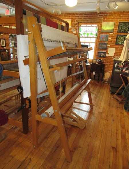 "Used LeClerc 60"" Tapestry Loom"