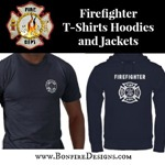 Firefighter T-Shirts, Hoodies and Jackets