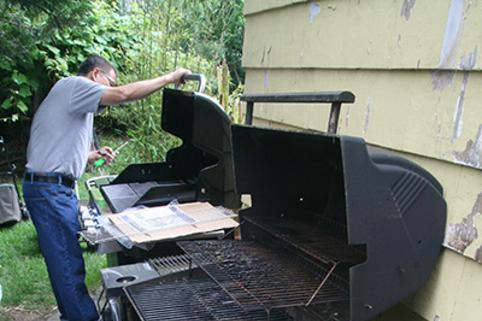 Local Old Barbecues and Grill Removal Services in Omaha NE | Omaha Junk Disposal