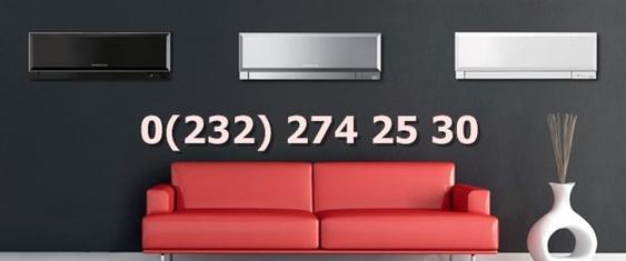 Bayrakli Mitsubishi Klima Servisi 0 232 274 25 30