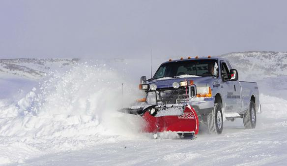 COMMERCIAL SNOW PLOWING RALSTON NEBRASKA