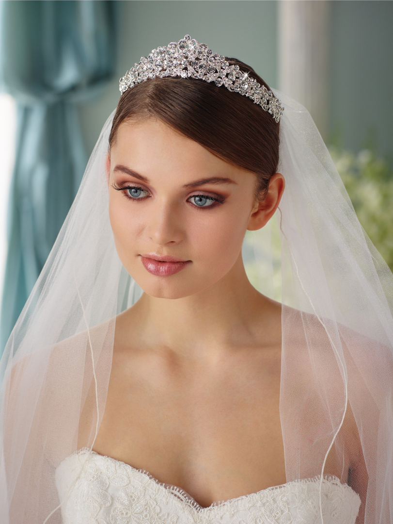 Established In 1922 Edward Berger Has Been Creating Exquisite Quality Bridal Headpieces And Veils For Over 80 Years Their House Design Staff Is