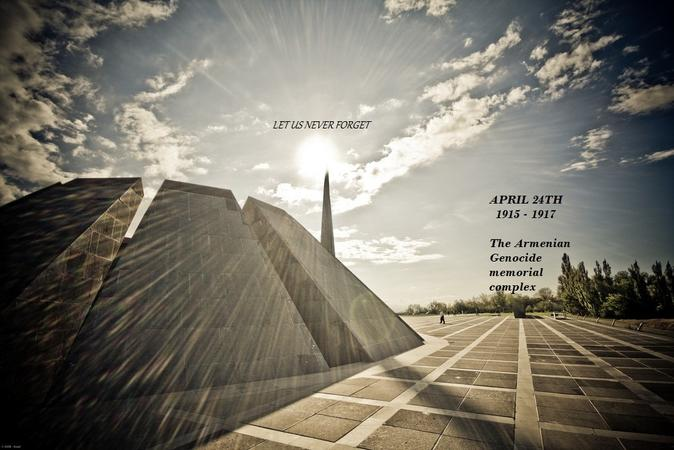 Armenian Genocide memorial, Travel Armenia