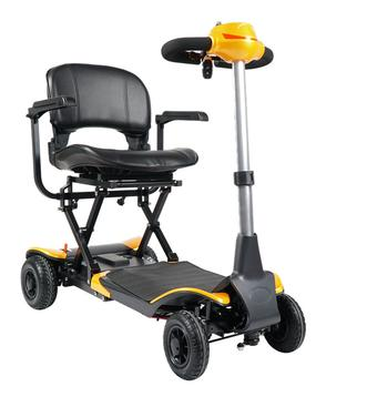 Automatic Wheelchair scooter
