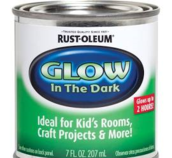 Rustoleum Specialty Glow In The Dark Paint