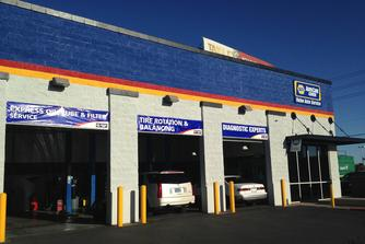 North Las Vegas NAPA Auto Repair Center