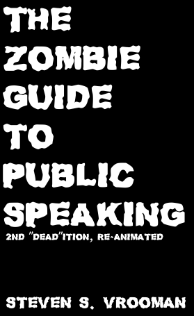 The Zombie Guide to Public Speaking