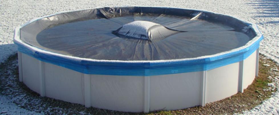 Winterizing the Swimming Pool