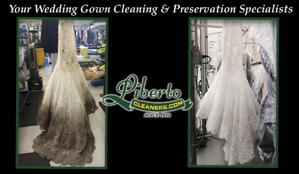 Gown Preservation WEDDING GOWN SPECIALIST BEST DRYCLEANER NOLA