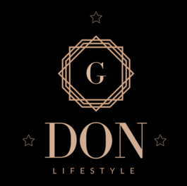 Don G Lifestyle logo by Don G